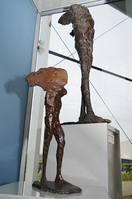 1960s, bronze by Elisabeth Frink