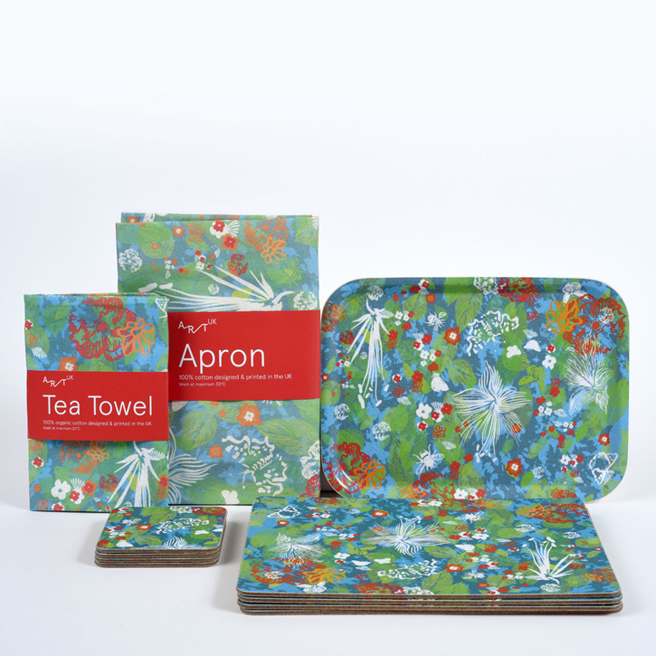 Art UK's Buzz range designed by Jo Angell, inspired by Marianne North