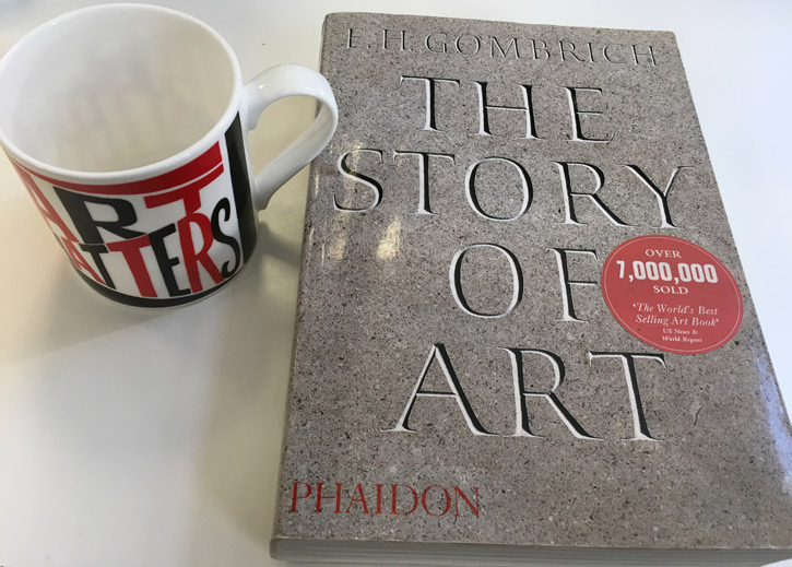 E. H. Gombrich's 'The Story of Art'