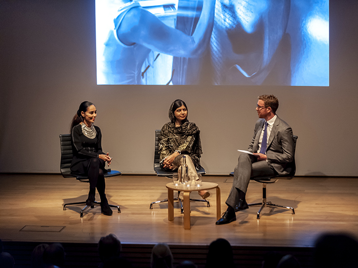 A talk at the National Portrait Gallery