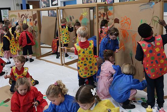 Bishops Down Primary school, Tunbridge Wells