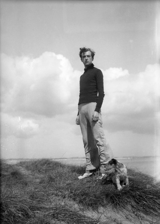 Cecil Beaton at Sandwich
