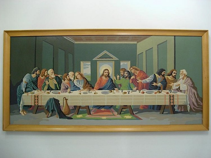 M-312 Kit: Leonardo da Vinci's 'Last Supper'