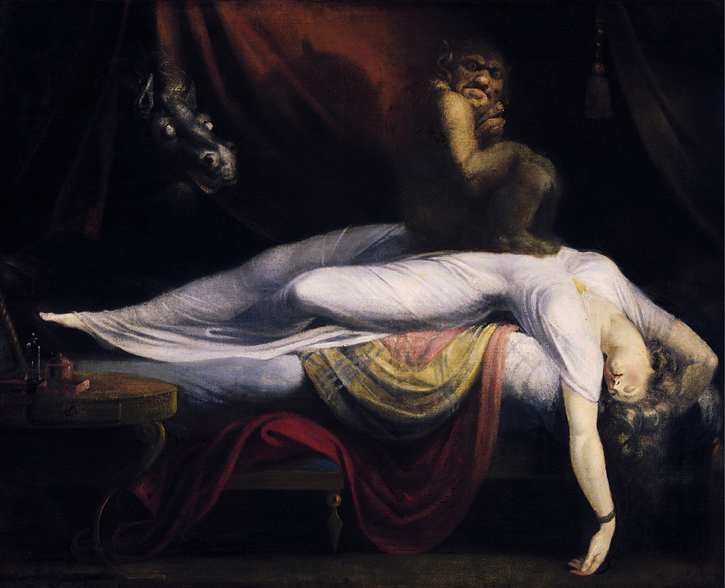 1781, oil on canvas by Henry Fuseli (1741–1825)