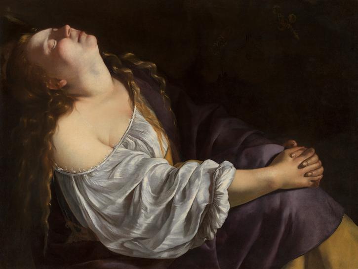 Mary Magdalene in Ecstasy