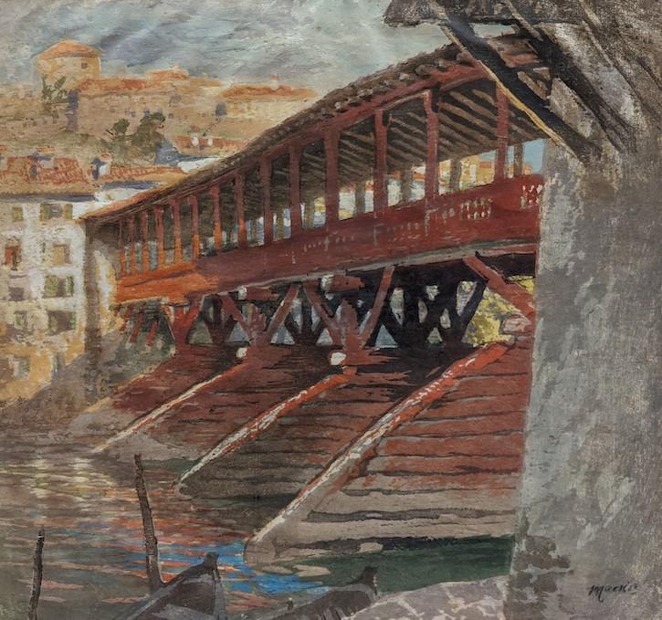 Bassano Bridge, Venice