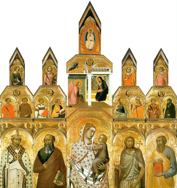 The Tarlati Polyptych