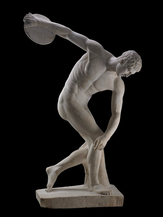 The Townley Discobolus