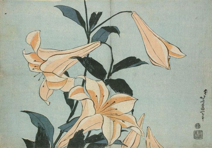 1831–1832, woodblock print by Katsushika Hokusai (1760–1849)