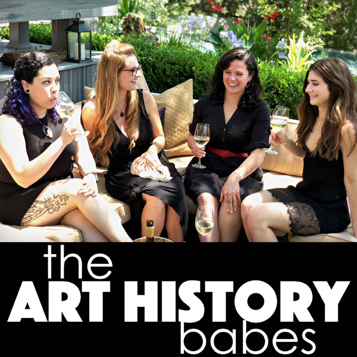 The Art History Babes podcast