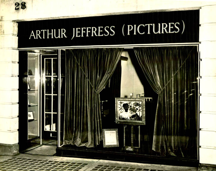 The Arthur Jeffress Gallery