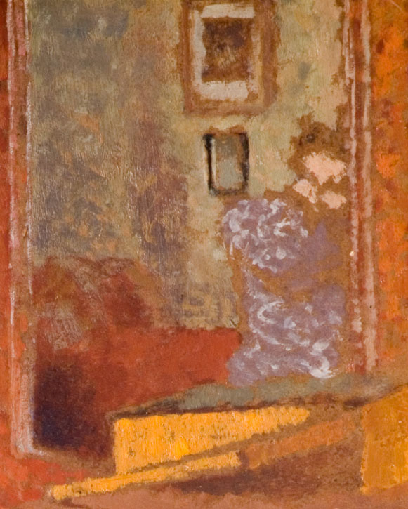 1900, oil on millboard by Jean-Édouard Vuillard (1868–1940)