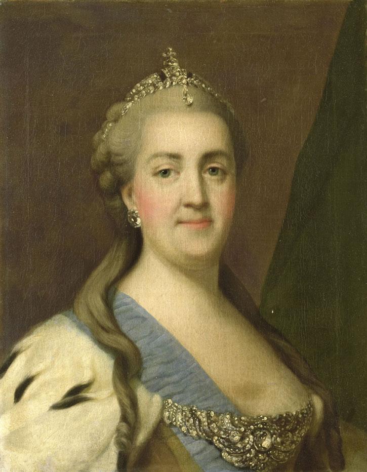 Catherine II (1729–96), Empress of Russia