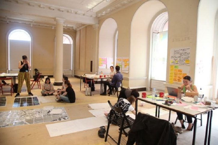 City Co-Labs Re-Making Place Civic Hack, 29th–30th June 2019