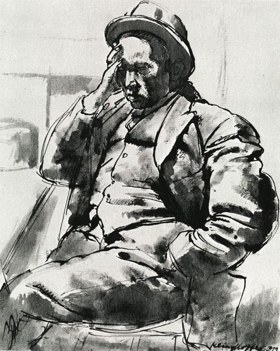 Salman Klinghoffer – Man In A Felt Hat ('Daddy')