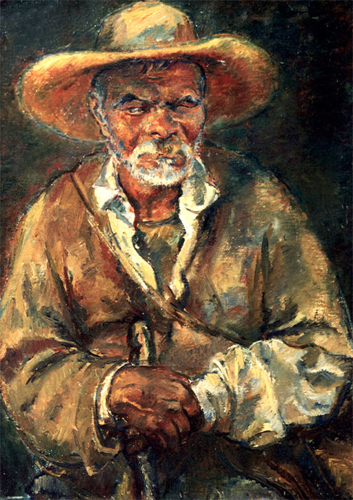 One-Eyed Mexican Farmer