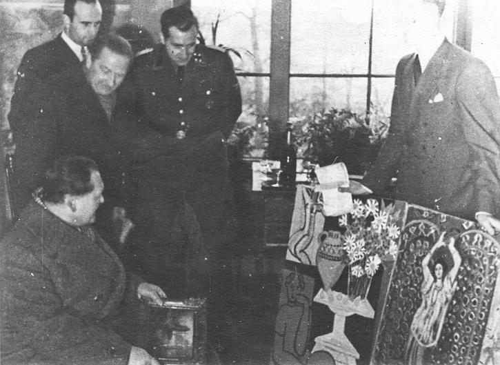 Paris –2nd December 1942