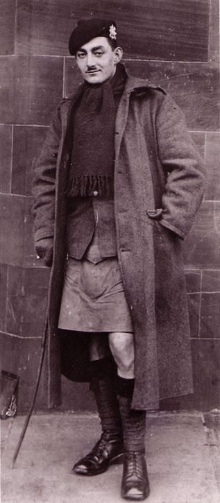 Joseph Gray, c.1916