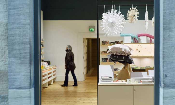 Manchester Art Gallery's shop