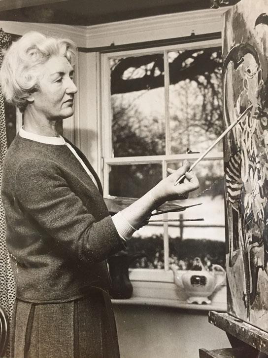 Mary Winifred Smith