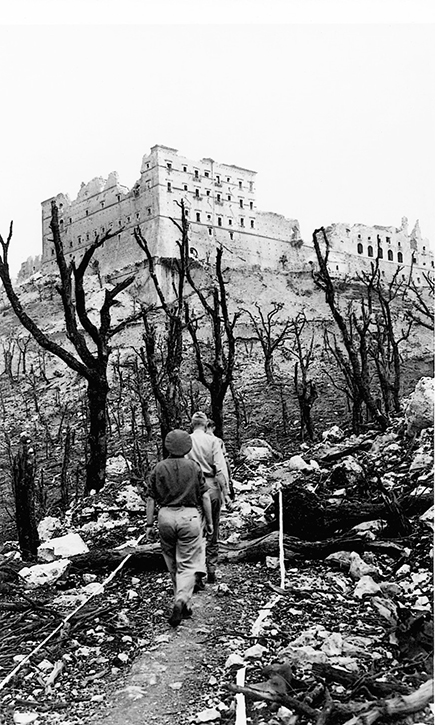 Monte Cassino, Italy –27th May 1994