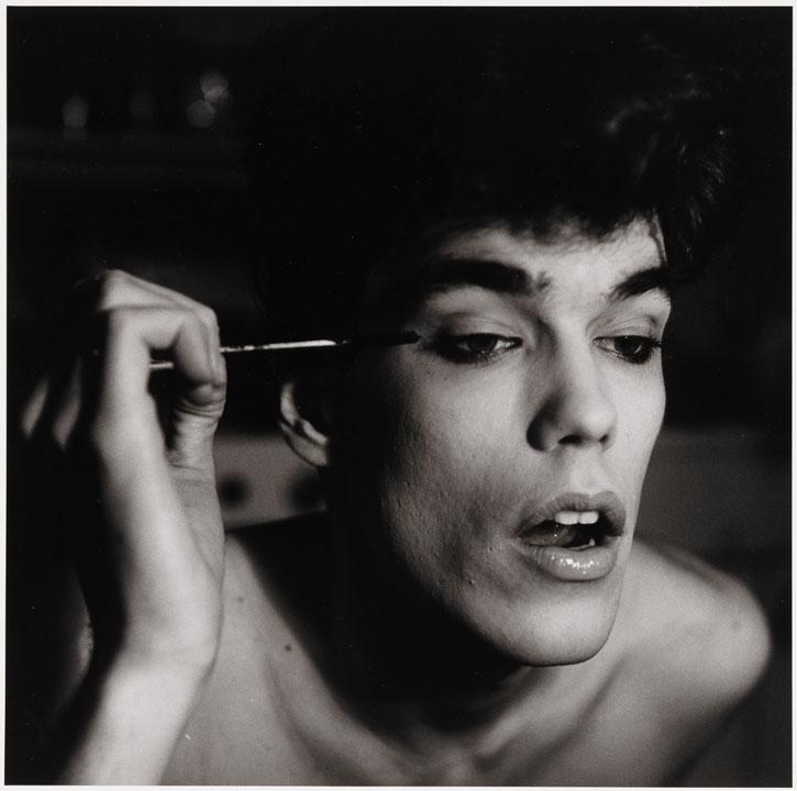 1982, photograph by Peter Hujar (1934–1987)