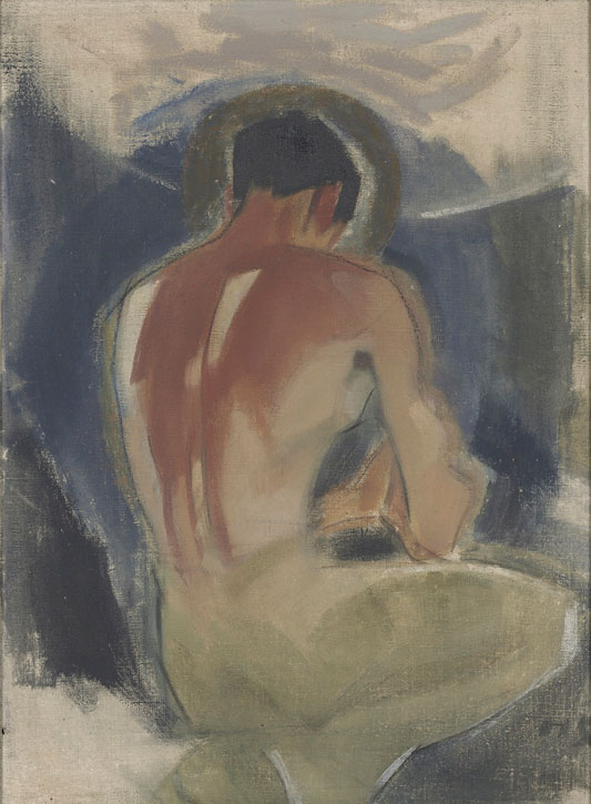 1924, oil on canvas by Helene Schjerfbeck (1862–1946)