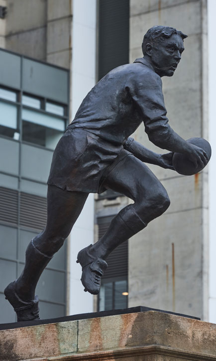 The Spirit of Rugby (Winger)