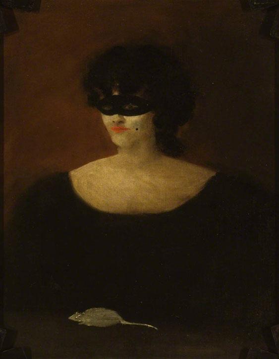 c.1894, oil on canvas by Aubrey Beardsley (1872–1898)
