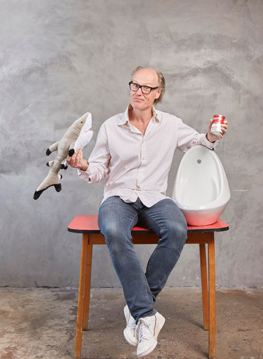 Will Gompertz's 'Double Art History – The Sequel'