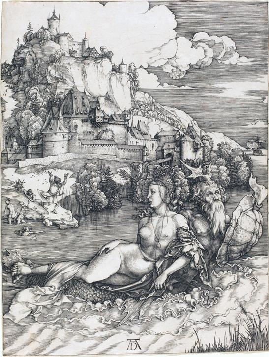 c.1498, engraving by Albrecht Dürer (1471–1528)