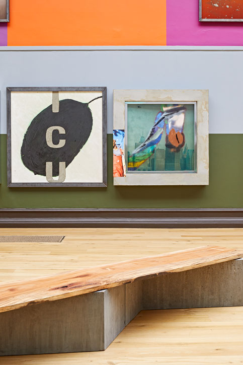Alvaro Barrington, installation view