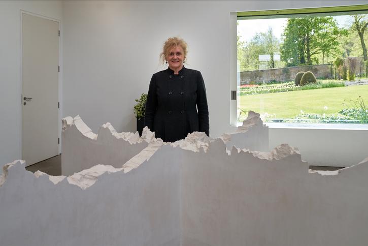Artist Annie Cattrell