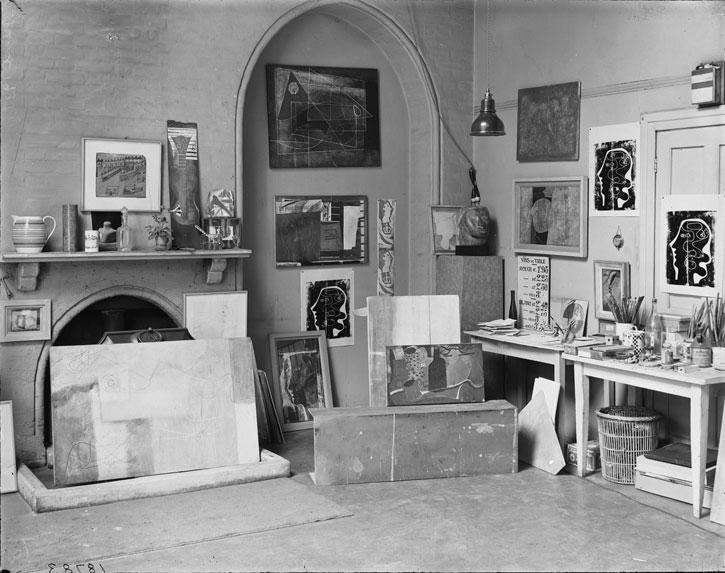 The Mall Studio, 1933