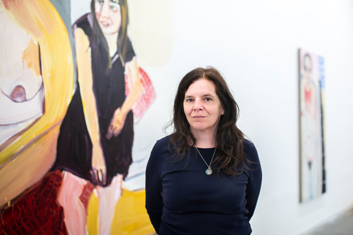 Chantal Joffe at Arnolfini