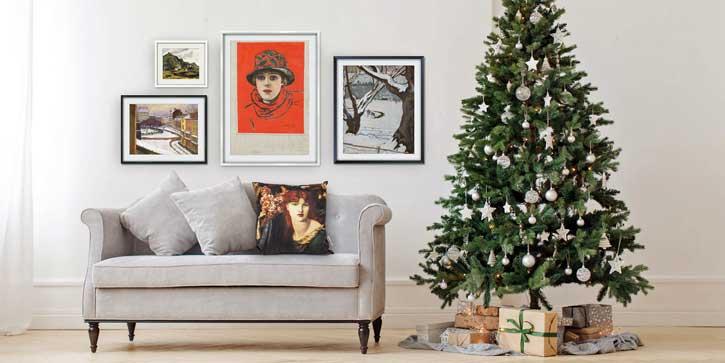 Christmas on the Art UK Shop