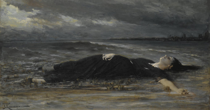 1851–1905, oil on canvas by Constantin Meunier (1831–1905)