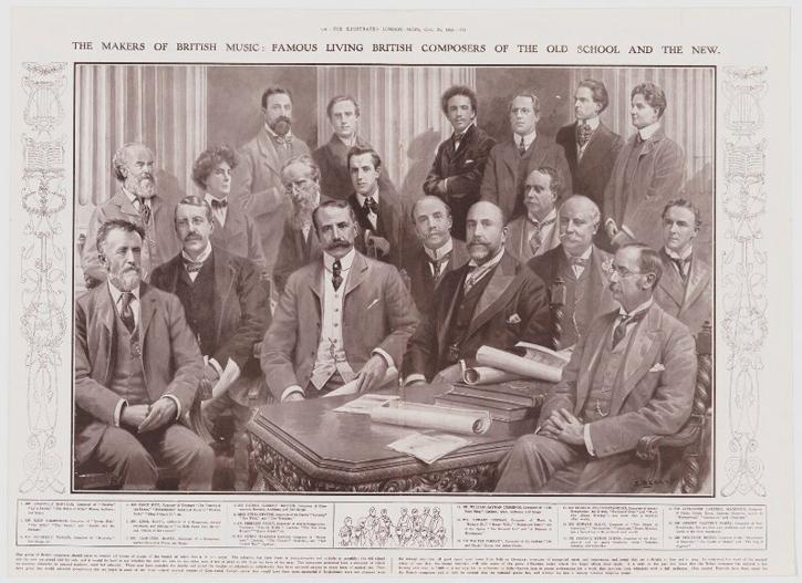 published 24th October 1908, relief halftone after Samuel Begg