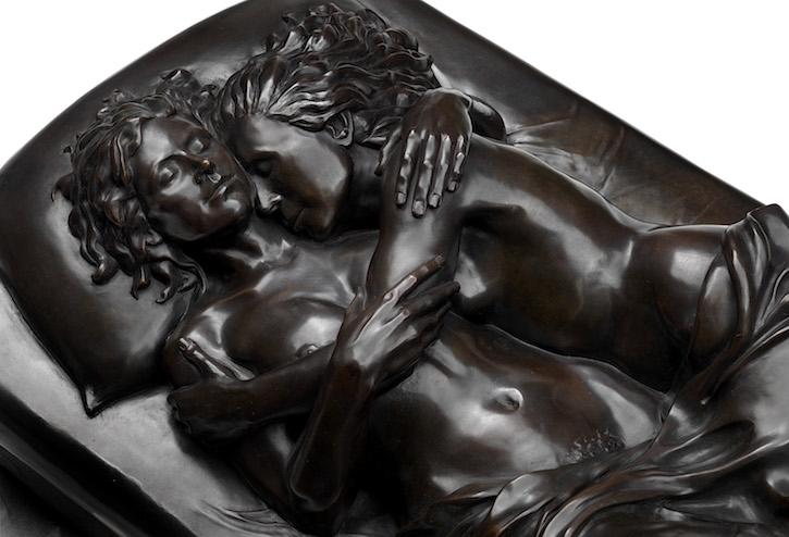 (detail), 2004, bronze sculpture by Patricia Cronin (b.1963)