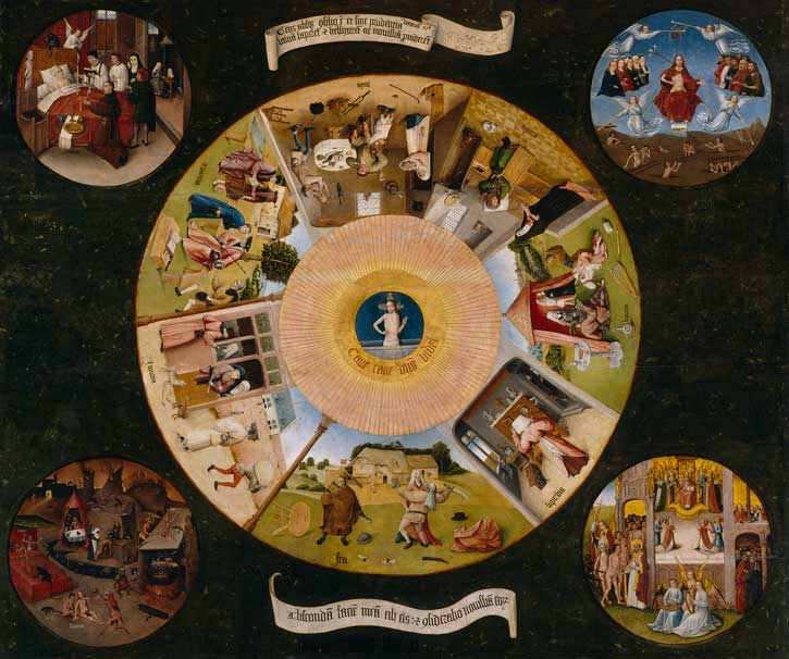 c.1505–1510, oil on panel by Hieronymous Bosch (c.1450–1516)