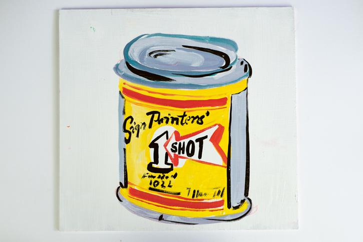 by Bob and Roberta Smith (b.1963)