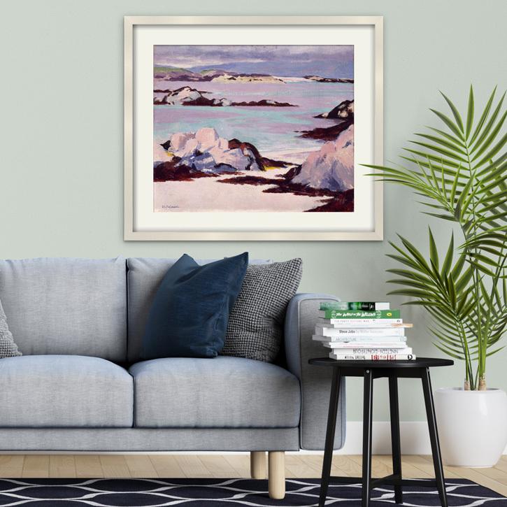 Framed print of 'Iona'