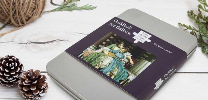 Guildhall Art Gallery jigsaw