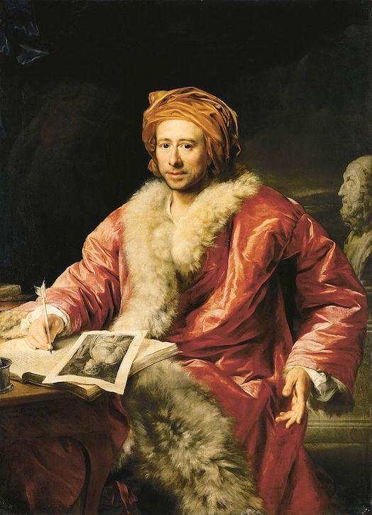1767, oil on canvas by Anton von Maron (1733–1808)