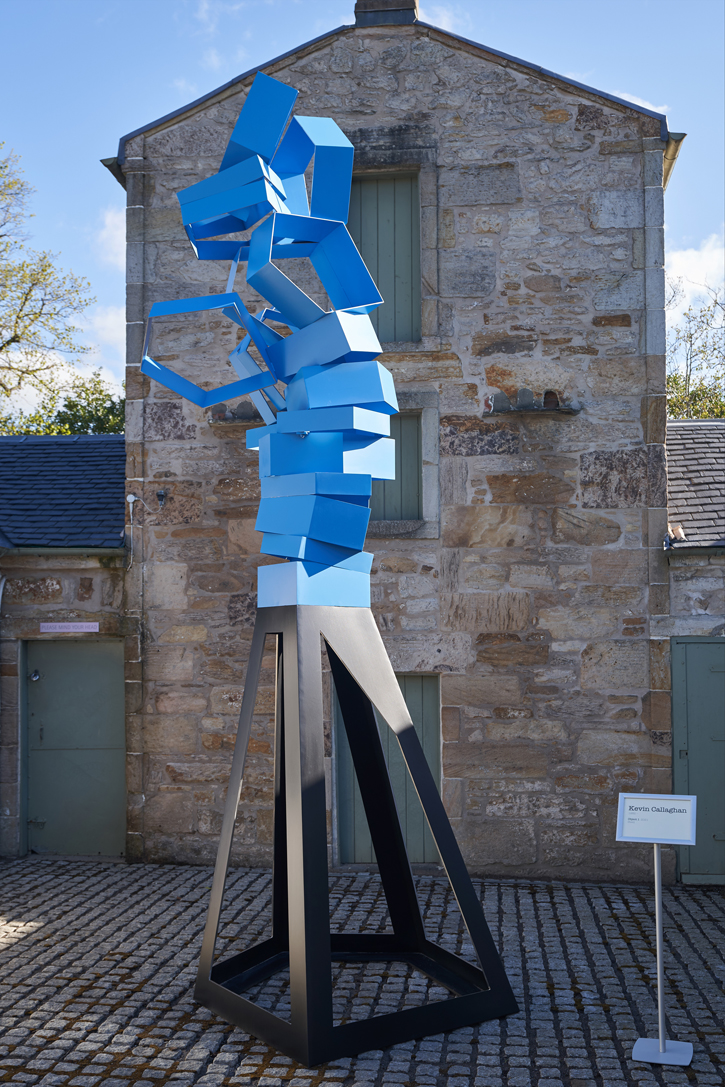 Sculpture by Kevin Callaghan
