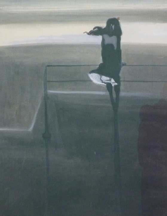 1904, watercolour on paper by Léon Spilliaert (1881–1946)