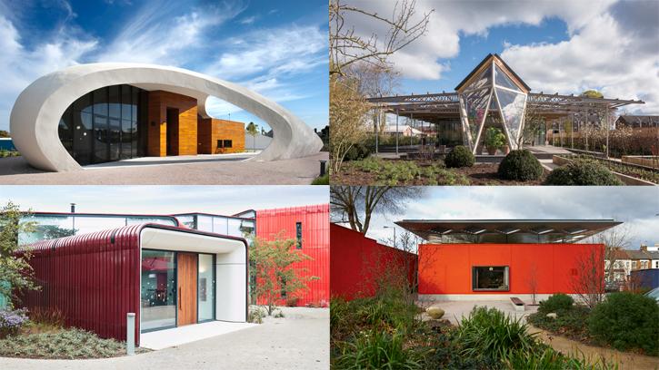 Four Maggie's centres