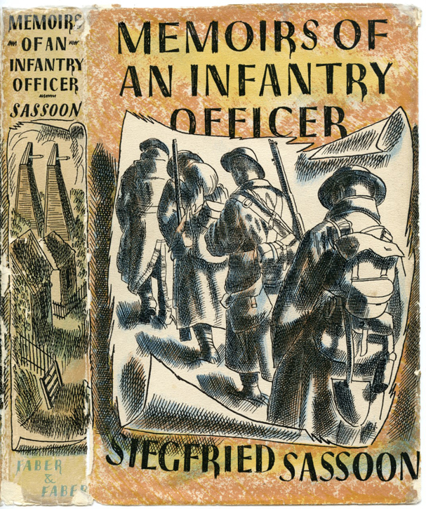 Cover of 'Memoirs of an Infantry Officer' by Siegfried Sassoon