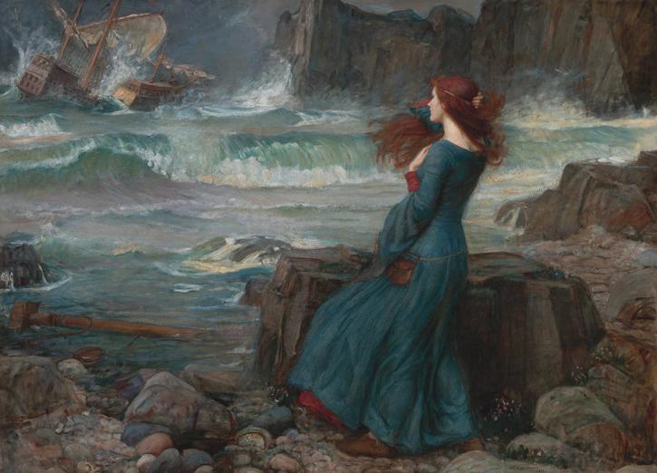 1916, oil on canvas by John William Waterhouse (1849–1917)