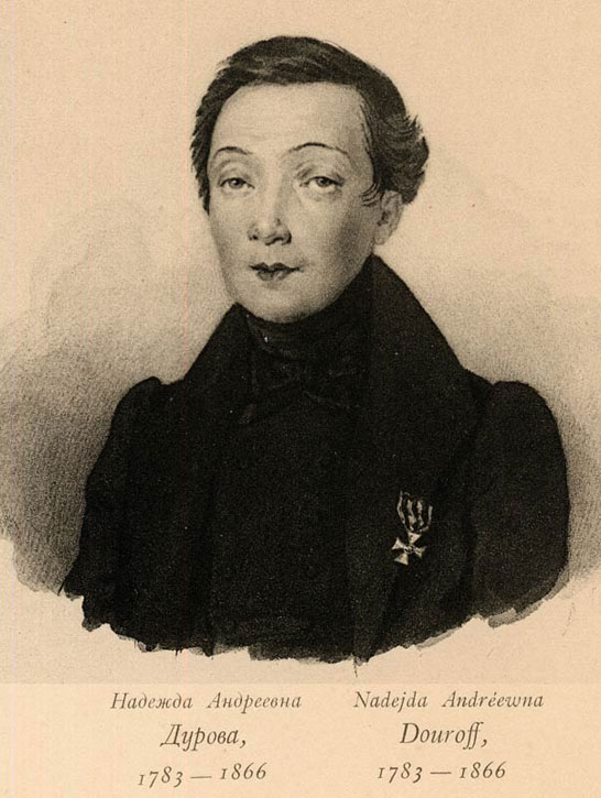 Nadezhda Andreevna Durova (1783–1866)